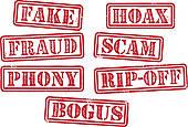 scam clipart
