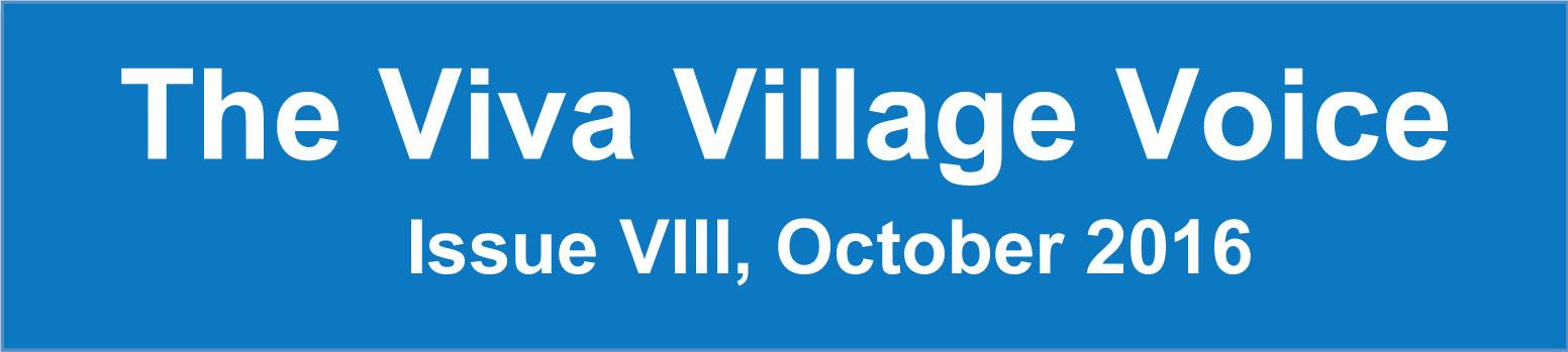 Viva Village Voice ed. #8