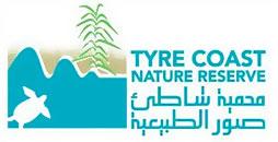 Logo Tyr coast natural reserve