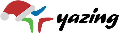 Yazing Holiday Logo