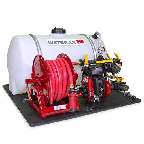 Wateraz Rancher Series ATV Skid Unit 65 Gallons