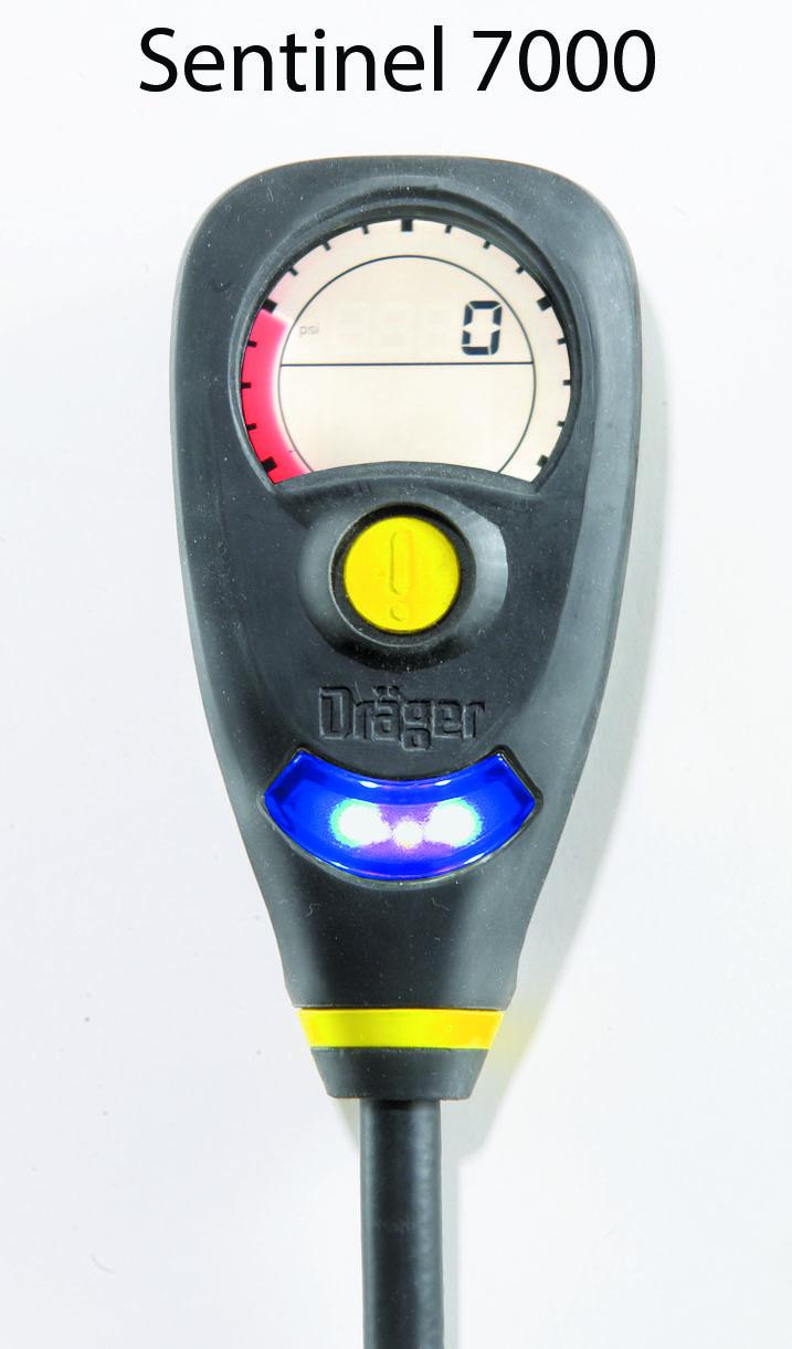 Dräger Sentinel 7000