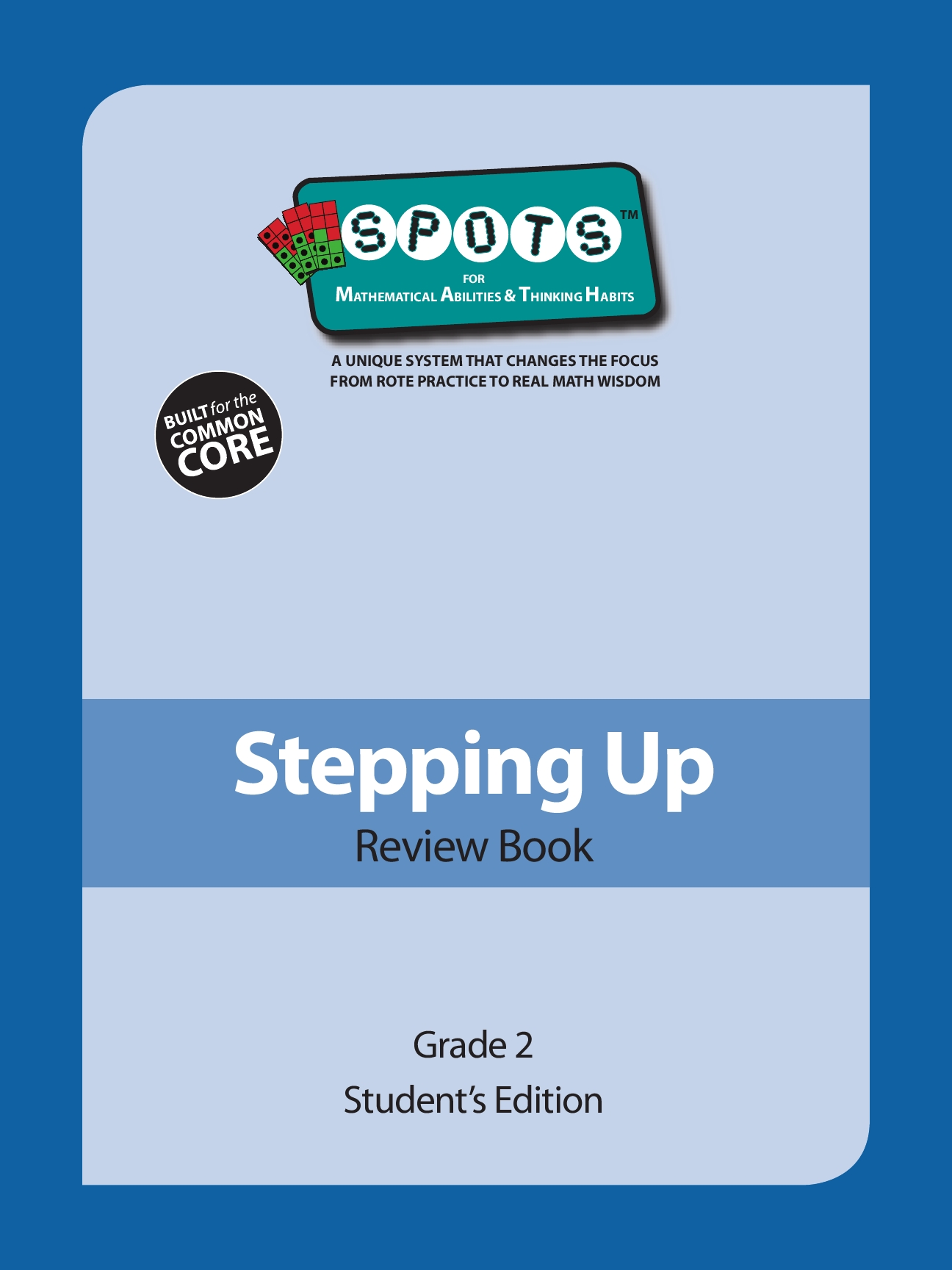 Stepping Up - Student's Review Booklet: Grade 2