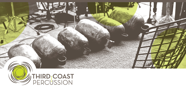 Third Coast Percussion Newsletter