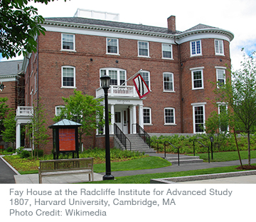 photo-of-Fay-House-at-Radcliffe-Institute-for-Advanced-Study