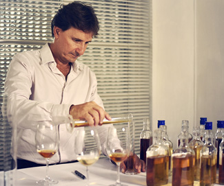 Rum Connoisseur interview of the week:  JEAN FRANCOIS KOENIG Master Distiller at Medine distillery, which produces Penny Blue and Pink Pigeon Rums.