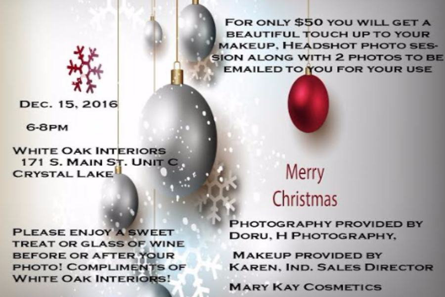 White Oak Interiors - Holiday Makeover Event