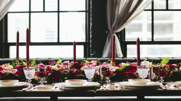 White Oak Interiors - Holiday Floral Arranging