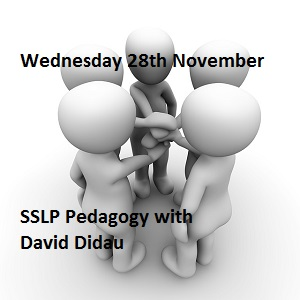 SSLP Pedagogy with David Didau