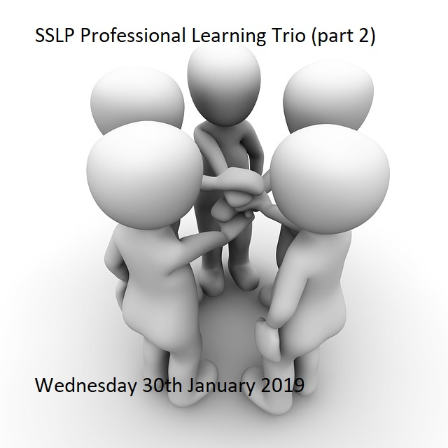 SSLP Professional Learning Trio