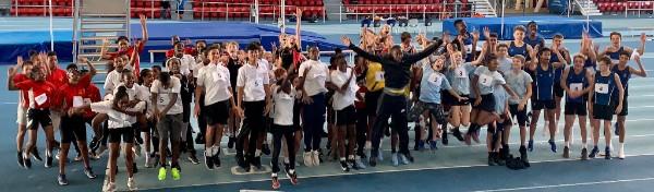 SSLP Indoor Athletics