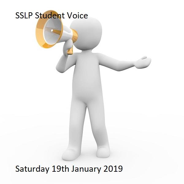 SSLP Student Voice