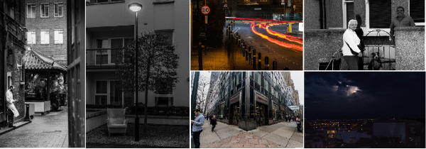 Overall winning Street Photography pictures