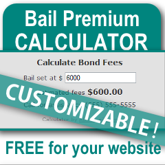 Bail Calculator