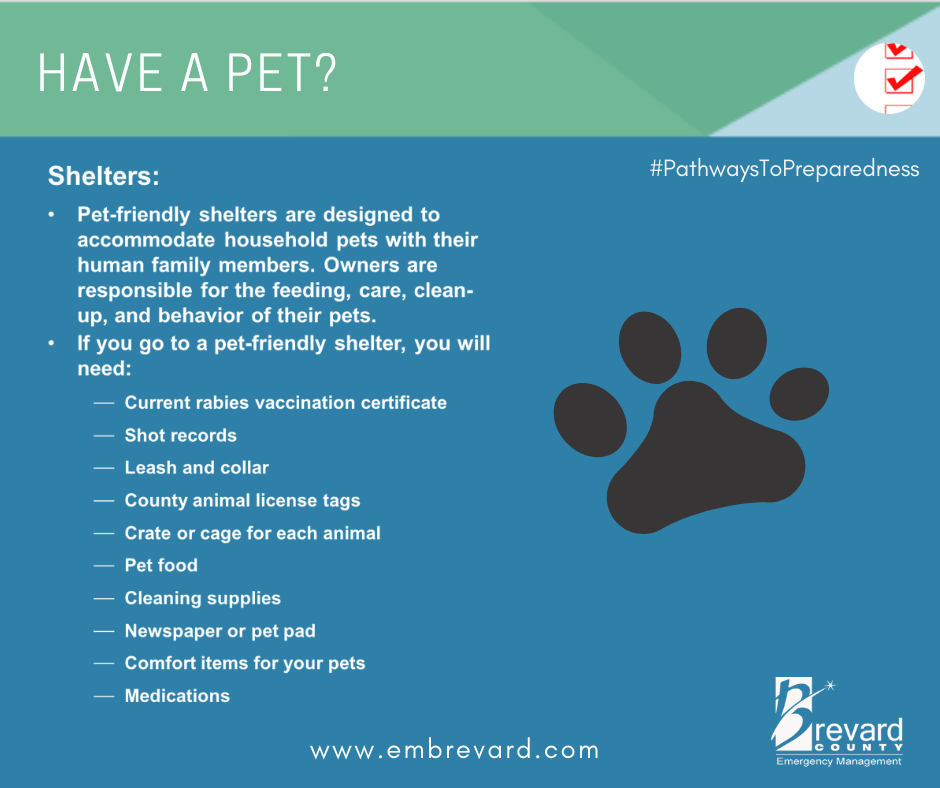 EOC Pet Shelter graphic