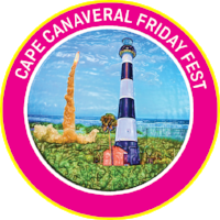 Cape Canaveral Friday Fest logo