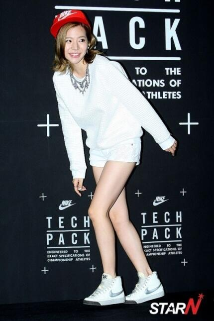Sunny's korean style outfit