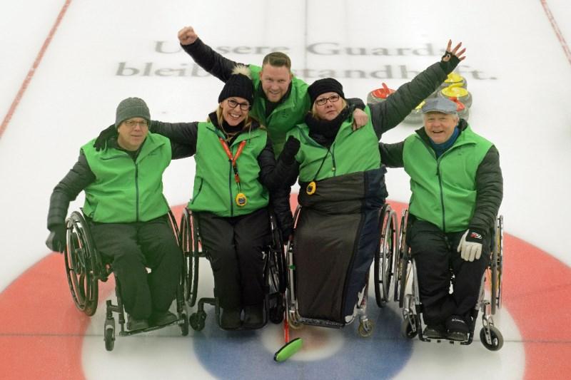 Siegerteam St. Gallen (Foto: Stefan Wagner)