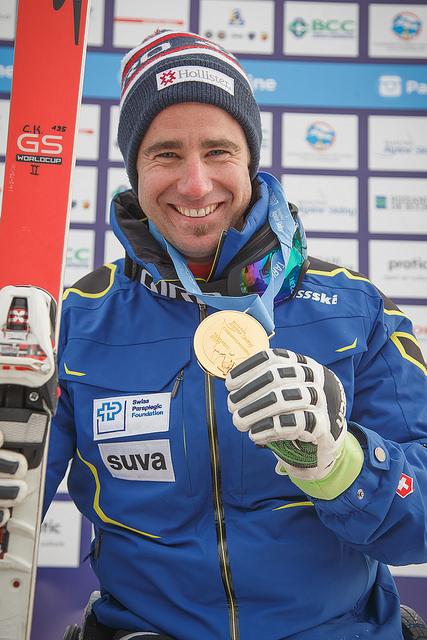 Marcel Hug (Foto: Martin Rhyner)
