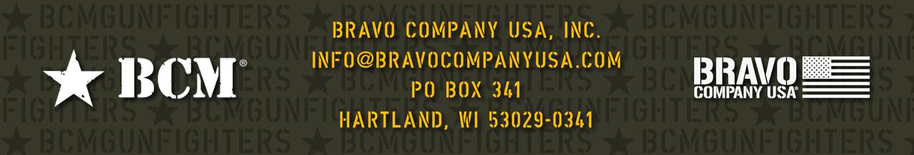 Bravo Company Contact Information
