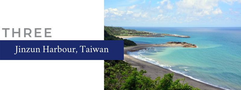 Jinzun Harbour, Taiwan