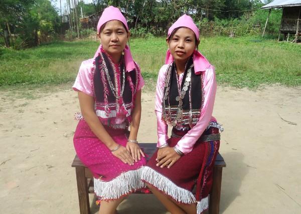 Khumi Chin Tribe