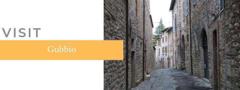VISIT: Gubbio