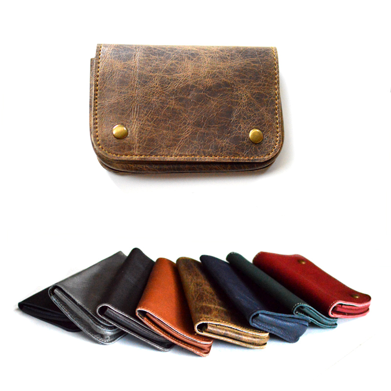 Leather tobacco pouches by CrafterElena