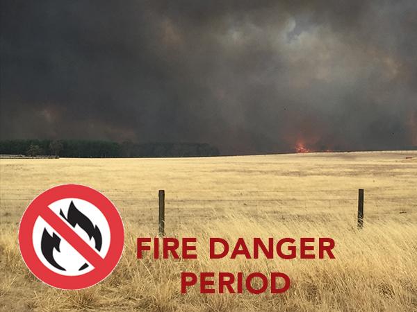 Fire Danger Period