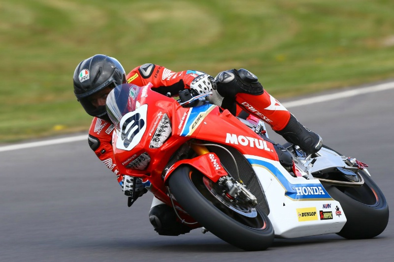 Guy Martin racing