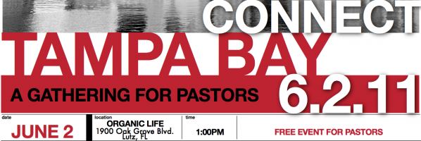Connect Tampa Bay | A gathering for Pastors