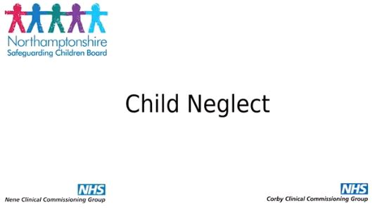 Link to Neglect Conference Video
