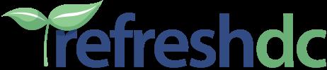 Refresh DC logo