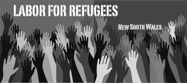 Labor for Refugees New South Wales