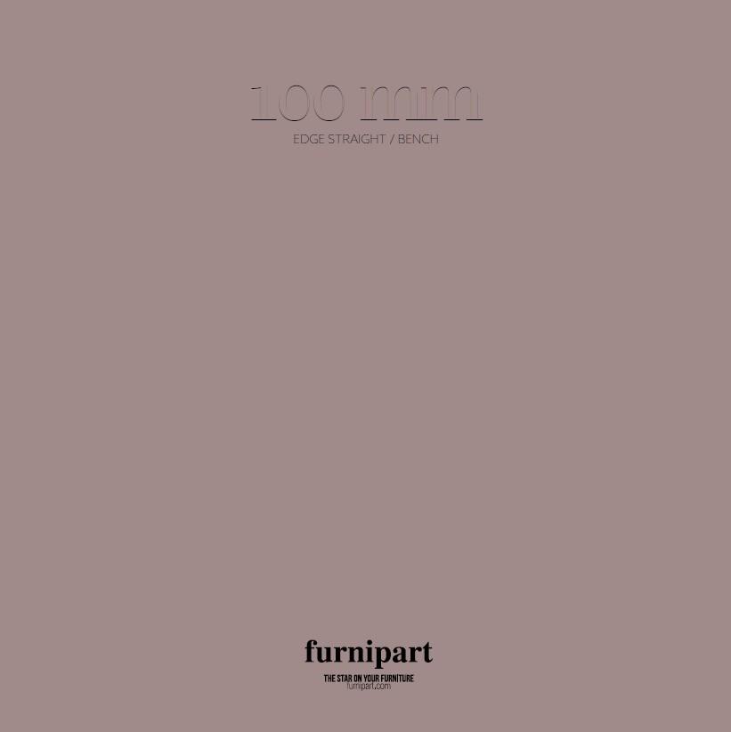Katalog EDGE STRAIGHT / BENCH