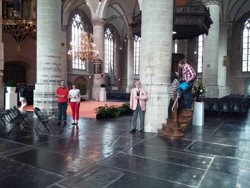 Teambuilding con festival local Leiden Holanda Verita's Visit Holland