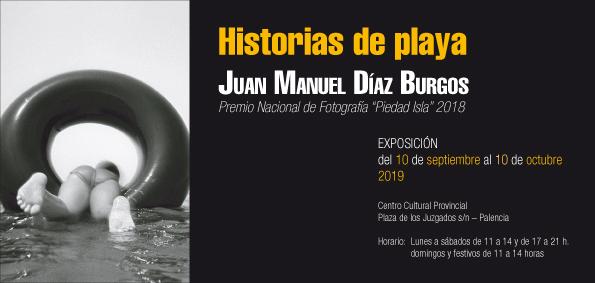 Historias de Playa - Juan Manuel Díaz Burgos