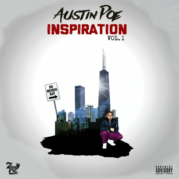 "Austin Poe - ""Inspiration Vol. 1"" Album + Bonus Video"