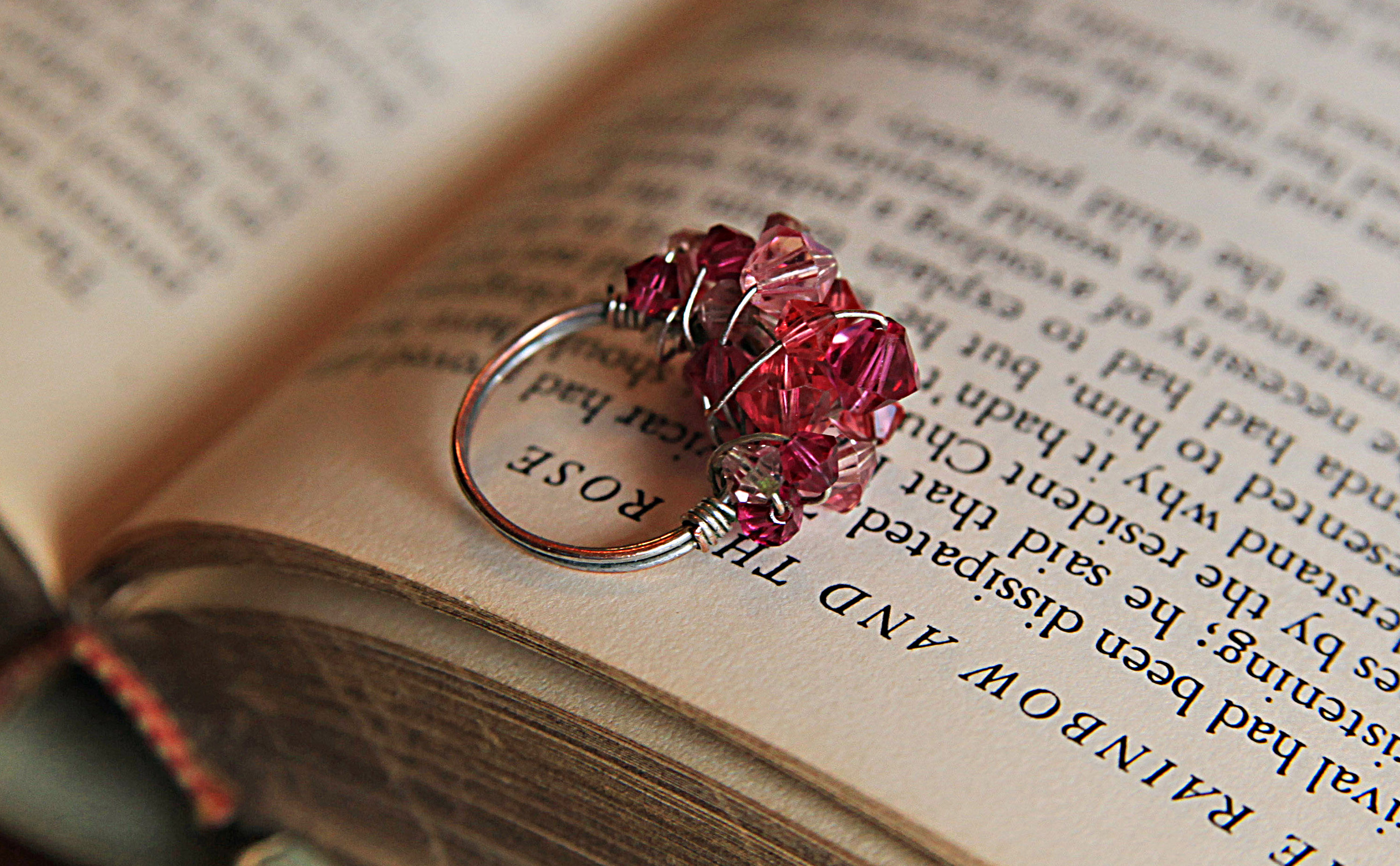 Shop Compliment Raspberry Ring