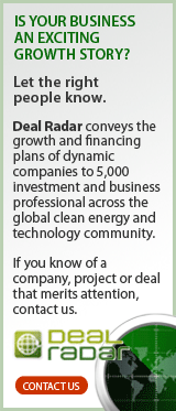 Deal Radar in Envirotech & Clean Energy Investor Forum