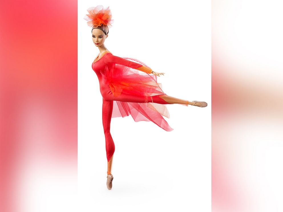 Ballerina Misty Copeland to 'Inspire the Next Generation' With Her Own Barbie Doll