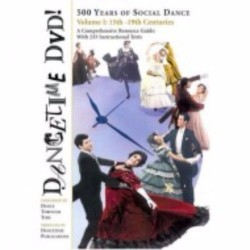 500 Years of Social Dance VI - NEW STREAMING RELEASE ON DANCETIME PUBLICATIONS!