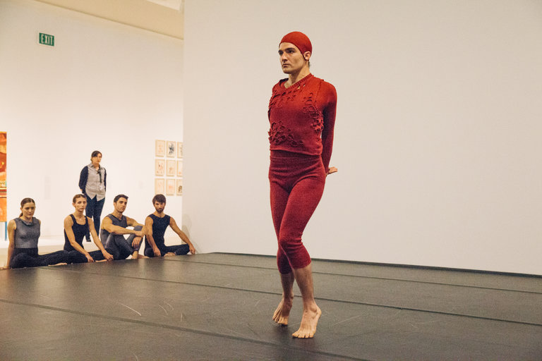 L.A. Dance Project Takes on Merce Cunningham