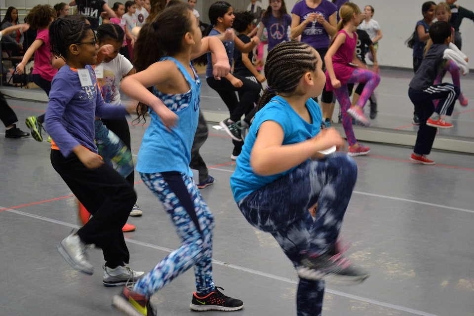 A Nonprofit in Harlem Wants to Bring Dance to Every Public School in America - Huffington Post