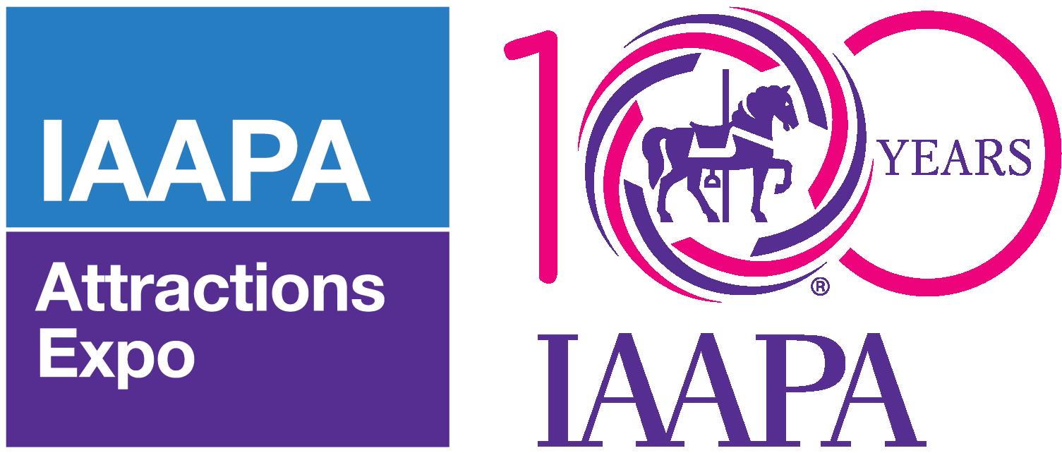 Logo 100 Jahre IAAPA