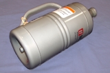 2 Liter Lab Dewar Evacuation Plug Visible on Dewar Bottom