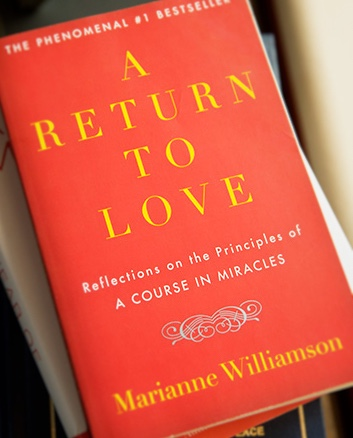 Return to Love book cover