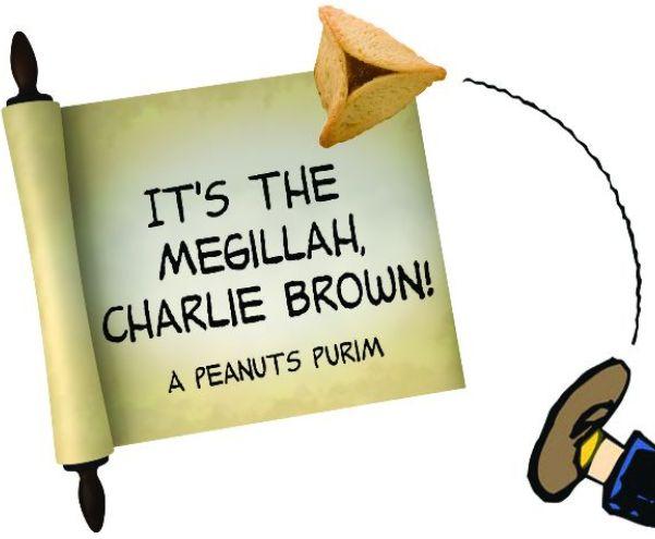 It's the Megillah, Charlie Brown! A Peanuts Purim