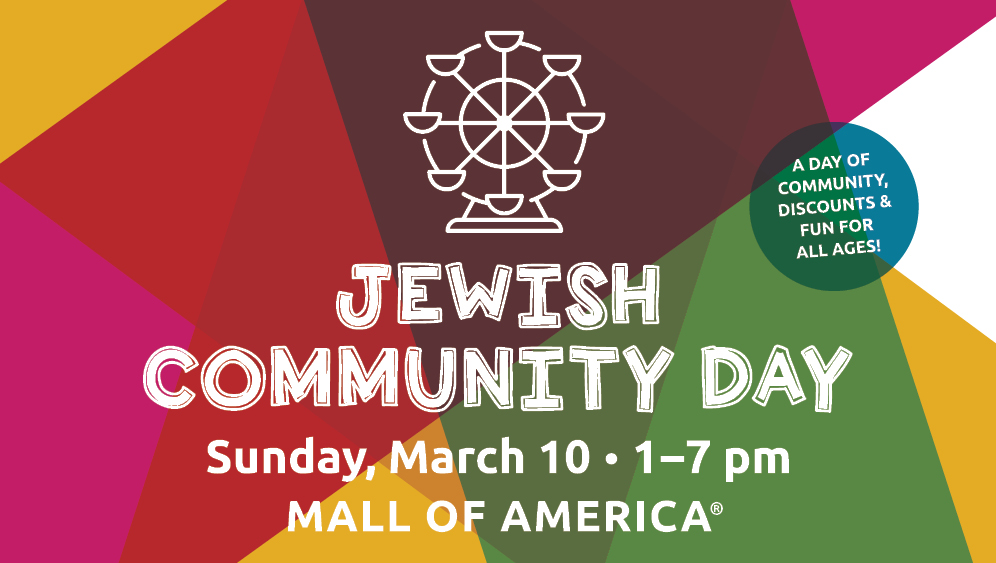 Jewish Community Day at the Mall of America