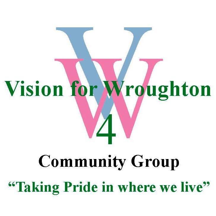 Vision for Wroughton Logo